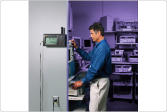 Fluke 1620A DewK Thermo Hygrometer Humidity Monitor