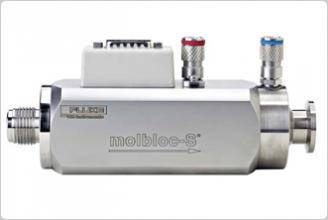 molbloc-S sonic nozzle calibration device