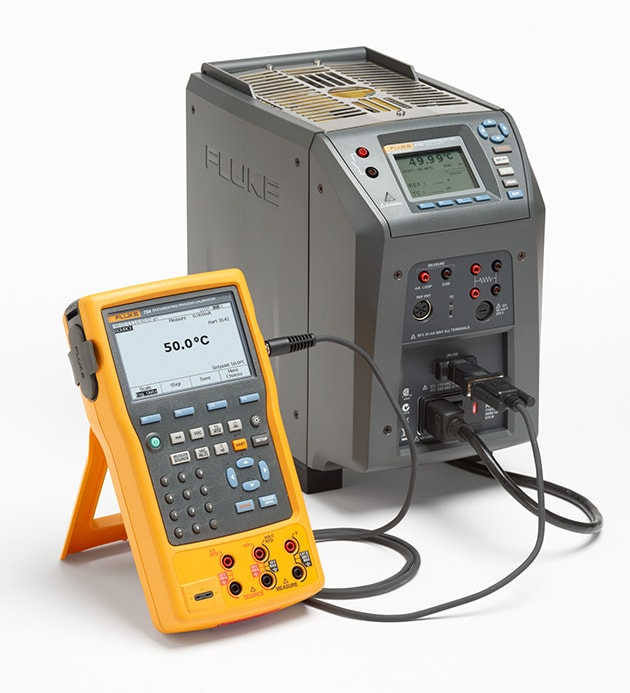 A Calibrator Calibrating Equipment
