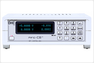 MFC-CB Control Box - gas mass flow controller