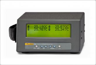 Fluke 1529 Chub-E4 Standards Thermometer
