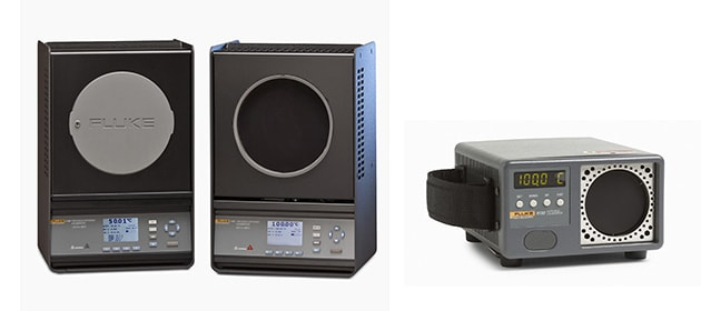 Infrared Temperature Calibrators
